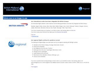 bmi - полеты из Великобритании в Европу, на Ближний Восток & по всему миру (полеты внутри Великобритании из лондонского аэропорта Хитроу на сайте flybmi.com)