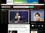RockVideos,Metal Music, 'Creep Show Podcasts, Music News - Noisecreep (Black metal, sludge metal, death metal -- you name it, we've got the latest music videos, songs and exclusive interviews with metal bands and hard rock artists today)