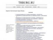 Деловой Троицк - Адреса, Организации