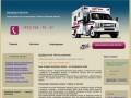 Перевозка больных, служба медицинских перевозок – реанимобиль
