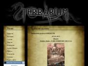 """Официальный сайт калужской melodic heavy-metal группы """"TerrariuM"""""""