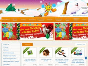 Магазин товаров для детей Детский Парк. Мир детства наполним красками!!! (Россия, Томская область, Томск)