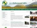 БЦБК Официальный сайт Байкальского целлюлозно-бумажного комбината