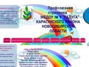 """МБДОУ №9""""РАДУГА""""КАРАСУКСКОГО РАЙОНА НОВОСИБИРСКОЙ ОБЛАСТИ"""