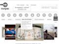 Outpac.ru - концептуальный онлайн магазин