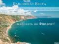 Пансионат Веста: Фиолент, отдых в Севастополе