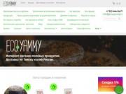 ECO.YAMMY — интернет-магазин полезных продуктов. Доставка по Томску и всей России