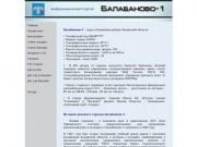 Балабаново-1 / Информационный портал