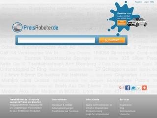 PreisRoboter.de - Produkte suchen & Preise vergleichen