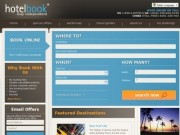HotelBook.com | Hotel Bookings, Offers & Travel Guides | Book Hotel Direct! (HotelBook.com - We offer online hotel reservations for independent and boutique hotels. Book the best hotel deals throughout the world at great prices. If you're looking for a un
