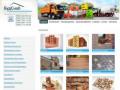 Строительная база в Одессе - БудСнаб. Снабжаем стройки качественными материалами по конкурентоспособным ценам. Газобетон, керамические блоки, брусчатка, кирпи. (Украина, Одесская область, Одесса)