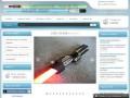 Купить Световой меч - Lightsaber Force FX Shop - Магазин Световых мечей