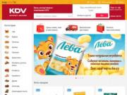 Интернет-магазин KDV Online - доставка сладостей и снеков (Россия, Тульская область, Тула)