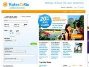 www.ratestogo.com - Отели