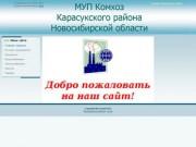 МУП Комхоз Карасукского района