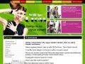 Интернет-магазин одежды и аксессуаров - Will be Dress г. Москва