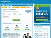 Priceline.com | Best deal on Hotels, Flights, Cars, Vacations & more (Get deep discounts on hotels, flights, rental cars, vacations and cruises. Exclusive travel deals you won't find anywhere else. Priceline.com)