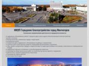 Городское благоустройство, Мончегорск