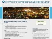 ООО Центр энергосбережения Сахалинской области