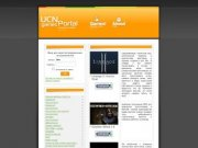 UCN Games Portal - главная страница (1.1)