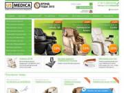 Массажное оборудование US Medica, Yamaguchi, Fujiryoki. Массажные кресла