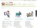 Сайт студии ЛОТОС, Орел. Индивидуальное компьютерное обучение и консультации, установка программ, настройка компьютера, антивирусная проверка и лечение, веб-услуги, создание и сопровождение сайтов (Россия, Орловская область, Орёл)
