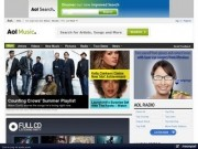 Free Music Videos, Music Lyrics, Free Music Downloads - AOL Music (Watch free music videos, tune in to AOL Radio, get free music downloads, read music news, and search for your favorite music artists)