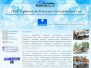 Обслуживание и ремонт электрических сетей г. Сертолово ОАО Сертоловские городские электрические сети