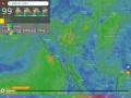 Интерактивная карта погоды онлайн на русском. (Россия, Иркутская область, Иркутск)