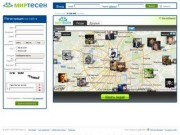 MirTesen.ru — первая социальная сеть на карте (ваши друзья, одноклассники, однокурсники, земляки, сослуживцы) - Мир Тесен
