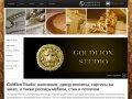 Золочение и декор лепнины. Картины и роспись мебели в Москве | Goldlion