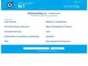 Персональный сайт архитектора, дизайнера интерьеров, 3d визуализатора