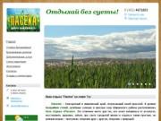 База отдыха Пасека - комфортный отдых в Хакасии на озере Тус