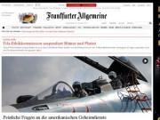 Aktuelle Nachrichten online - FAZ.NET («Frankfurter Allgemeine Zeitung» — одна из ведущих газет Германии)
