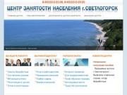 Центр Занятости Населения г. Светлогорск