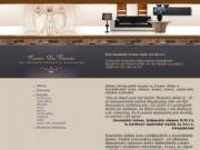 «Салон Да Винчи» - мебель эксклюзивного дизайна из Италии