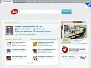 Ask.com - What's Your Question? (Ask.com is the #1 question answering service that delivers the best answers from the web and real people - all in one place.)
