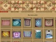 Лоскуткино.ру---Лоскутное шитье и лоскутные одеяла из Суздаля--Выставка работ