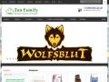 Клетка для кореллы. Интернет-магазин Zoo Family. (Россия, Нижегородская область, Нижний Новгород)