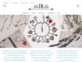Марка LeDiLe - единственная компания на ювелирном рынке России, которая специализируется на производстве чармов - тематических кулонов из серебра (чармов) на браслет. (Россия, Московская область, Москва)