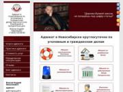 Адвокат в Новосибирске по уголовным делам (Россия, Новосибирская область, Новосибирск)
