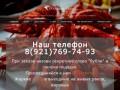 Продажа живых, вареных раков с доставкой по Санкт-Петербургу и Москве (Россия, Ленинградская область, Санкт-Петербург)
