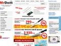 «MrDom» - интернет-магазин