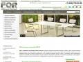 Мебельная компания «ФОР» предоставляет услуги по продаже и производству мебели на заказ. (Россия, Московская область, Москва)