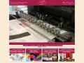 Сайт издательской группы «ЭЛАС» (Россия, Башкортостан, Уфа)