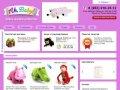 Купить мягкие детские игрушки Zoobies. Интернет магазин Ah, Baby!