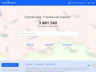 Северодвинск на ладони — 6 451 предприятие
