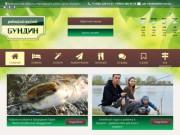 Рыбацкий поселок «Бундин» | База на Волге, рыбалка в Астраханской области