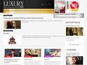 """""""Luxury club"""" – интернет-журнал о моде, красоте и блестящей жизни (г. Саратов, ул. Московская, 37, Телефон: 8 (8452) 534–906)"""