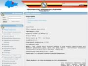 Официальный сайт муниципального образования «Город Щигры»